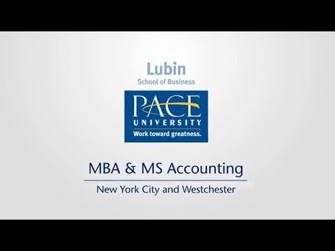 MBA and MS in Accounting