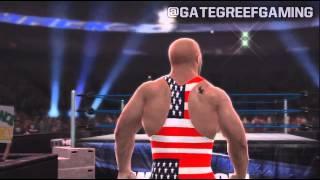 WWE 2K14 Kurt Angle Entrance