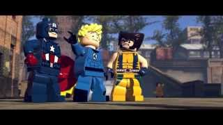 LEGO Marvel Super Heroes E3 Trailer