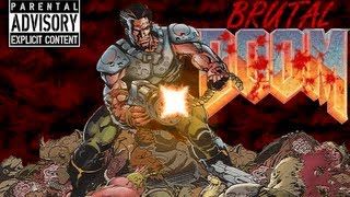 BRUTAL: Final Doom - Plutonia Experiment Gameplay PC[HD]