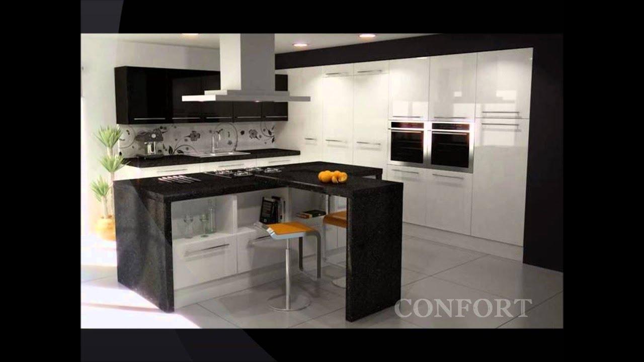 Cocinas integrales espacio y decoraci n youtube for Cocinas integrales pereira