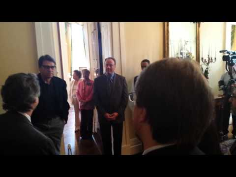Entertainment Software Association coffee meeting with Governor Rick Perry. 3/10/14, part three