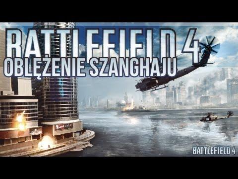 Battlefield 4 - Oblężenie Szanghaju z Małą Cytrynką (Siege of Shanghai - Conquest Large)