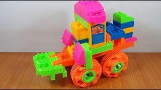 Bộ đồ chơi lắp ráp xe đồ chơi 95 mảnh ghép