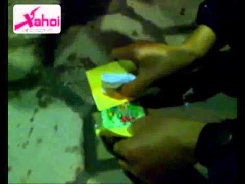 Nhật ký 141 HN - Video 141 mới nhất : Clip  Gặp 141, nữ quái ngậm ma túy vào mồm