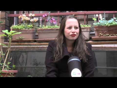 DU HAST DIE MACHT: Senta Sofia Delliponti im Interview