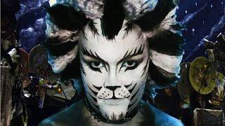 Cats! Munkustrap Makeup Tutorial!