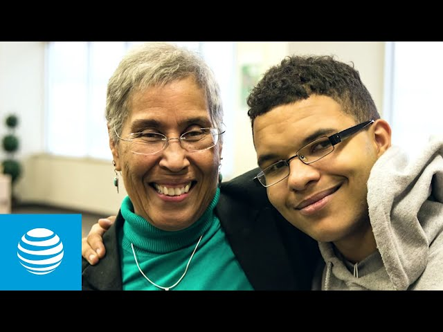 AT&T and Communities in Schools: Unleashing Trevor's Potential