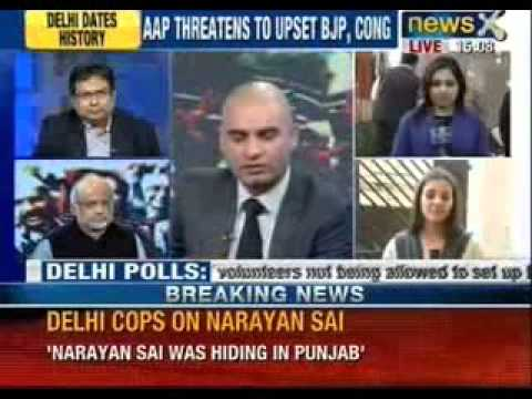 Delhi elections 2013 : 48 pc voting till 3 pm, EC says turnout may go up to 70 pc - NewsX