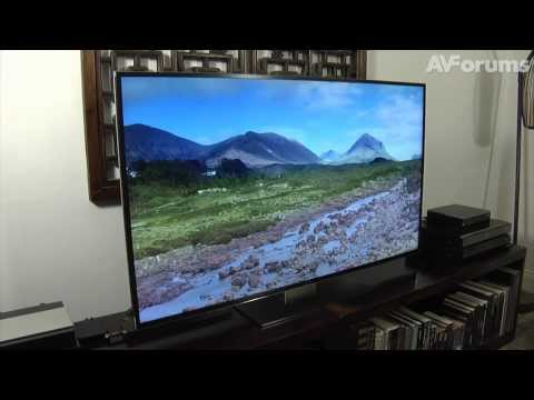 Samsung UE55F9000 55 Inch 4K Ultra HD LED LCD TV Review