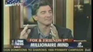 Millionaire Mind Book : Exposed Live On Fox News TV