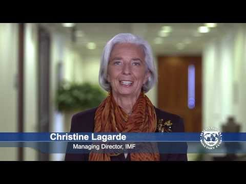 Christine Lagarde on International Women's Day