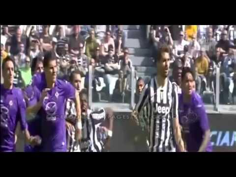 Highlights ampia sintesi  Juventus - Fiorentina = 1 - 0 (Kwadwo Asamoah) 09/03/2014 HD