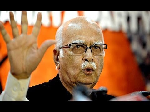 LK Advani Emotional Speech At Central Hall UNCUT