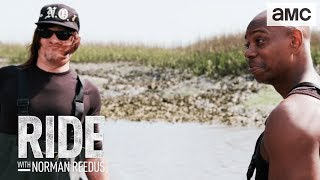 'Oystering with Dave Chappelle' Talked About Scene Ep. 202   Ride With Norman Reedus