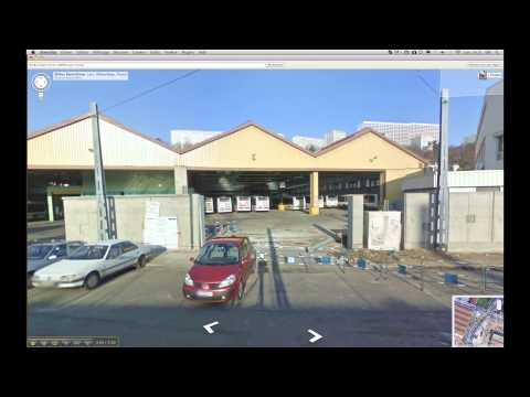 Tutoriel Sketchup - B4 - import google street view suite