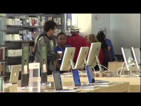 Jurors begin deliberations in Apple patent case