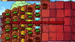 Let's Play Plants Vs Zombies [28]-El Zombie Más Poderoso