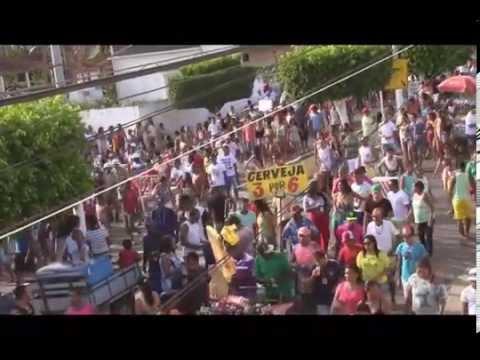Bailão do Robysão em Acajutiba na festa de Padroeira 2015