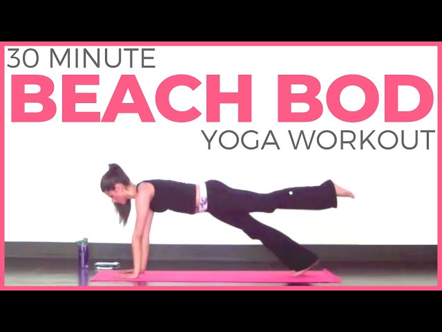 Yoga for a Beach Bod #2