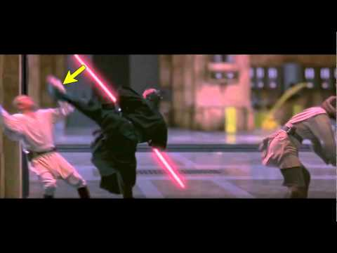 The (Totally) Phantom Menace
