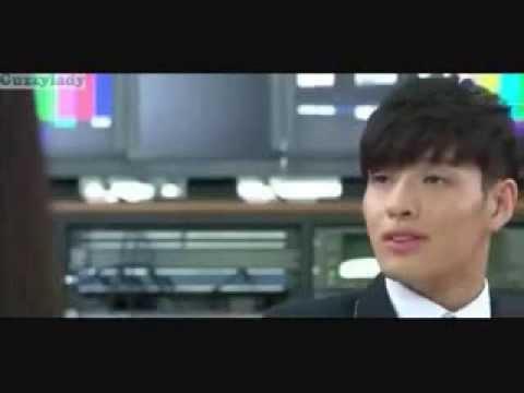 Funny Lee BoNa (Krystal Jung) Heirs episode 7 eng sub