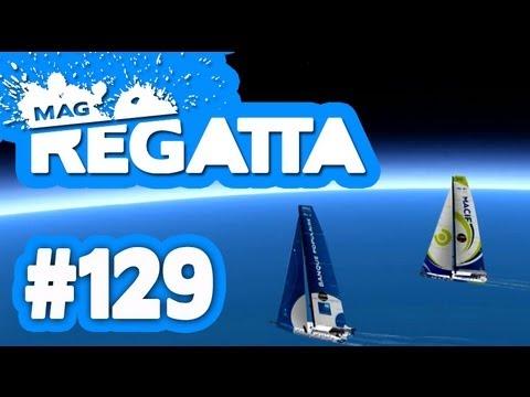 REGATTA Magazine - N° 129 -  Records de vitesse, Vendée Globe avec le classement, les enjeux, les abandons, la