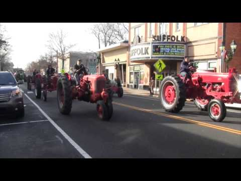 Riverhead Lions Christmas Parade 2013