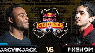 Red Bull Kumite 2017: Jacvinjack vs Phenom | Losers Round 2