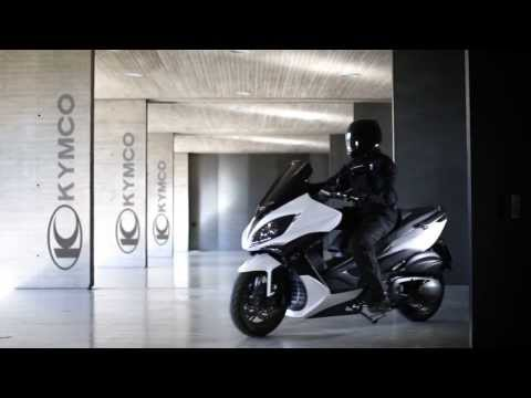 Vídeo oficial KYMCO Xciting 400i 2014