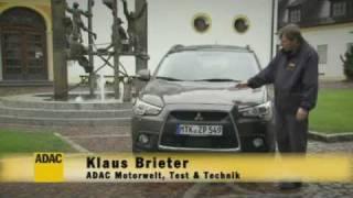 Autotest: Mitsubishi ASX