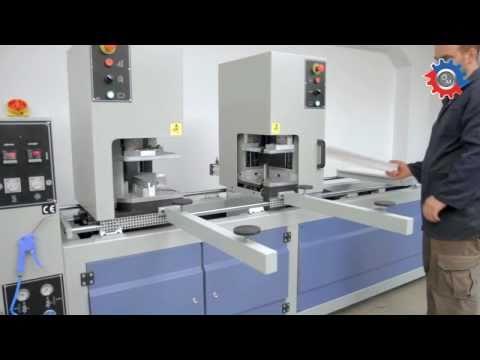 Utilaje tamplarie PVC: WZ-112 - Masina de sudat la 2 capete