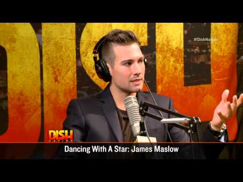 Big Time Rush Star James Maslow -- EXTENDED INTERVIEW!