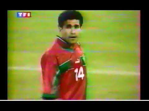 Maroc 2-2 France (Amical 1998)