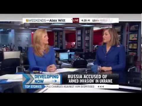 Loretta Sanchez Talks to MSNBC'S Alex Witt re: Ukraine, Afghanistan and Latino Healthcare Enrollment