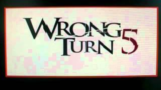 Wrong Turn 5: Bloodbath (News 2012)