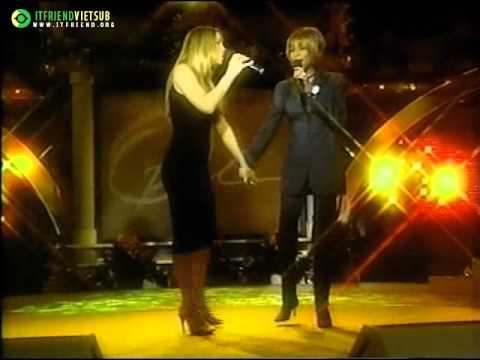 Whitney Houston &amp; Mariah Carey - When You Believe (The Oprah Winfrey Show Live)