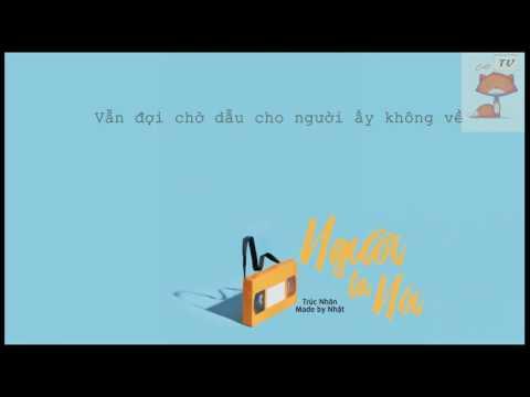Người Ta Nói | Cô Gái Đến Từ Hôm Qua OST | Trúc Nhân [ Lyric Video]