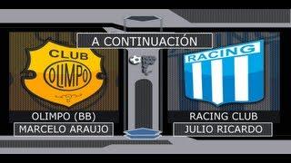PES6/PP14 (Beta). Liga Argentina 2013/14 3ª Fecha: Olimpo