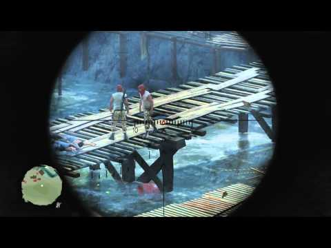 Far Cry 3 - alternate E3 2011 demo walkthrough [EUROPE]