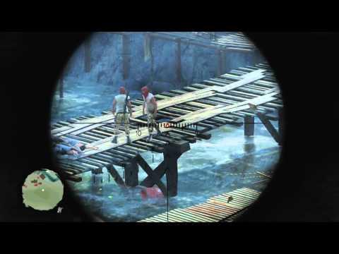Far Cry 3 - alternate E3 2011 demo walkthrough [EUROPE]