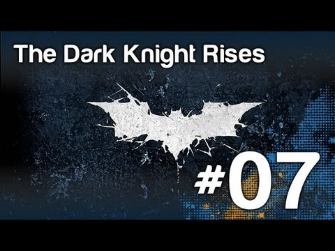The Dark Knight Rises - Gameplay Playthrough Chapter 2 - Mission 2