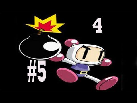 Super Bomberman 4_quinto mundo + zeramento