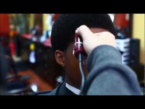THE AFRO SHAPE UP | HIGH TOP FADE | BOX CUT | GUMBY | HD - TIMELESS BARBERS