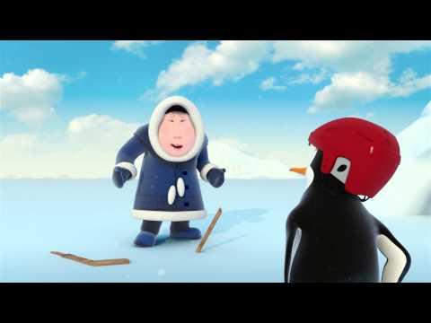Eskimáčka - Séria 3 - 16 - Hokej