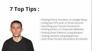 How To Find Anyone's Email Address Or Phone Numbers