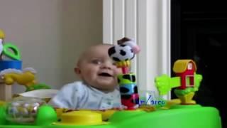 Cuando te gusta el metal desde bebé