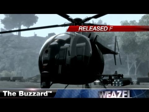 How to get the Buzzard Attack Helicopter in GTA V - NO CHEATS