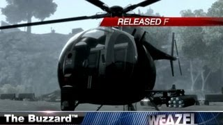 How To Get The Buzzard Attack Helicopter In GTA V NO