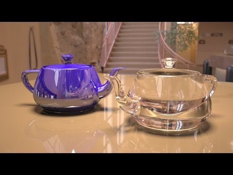 3ds Max V-ray for Beginner Tutorial (With Bonus V-RAY HDRI Tutorial)